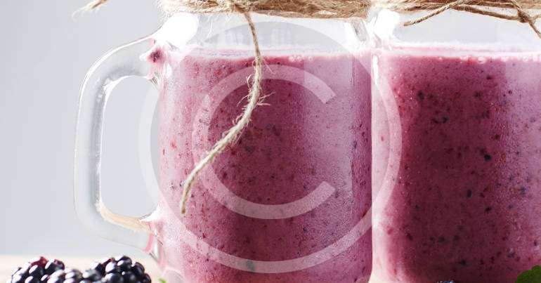 Add fresh and sweet fruity mix to your drink